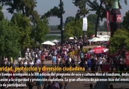 Seguridad, protección y diversión ciudadana