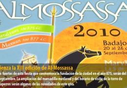 Comienza la XIII edición de Al-Mossassa