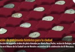 Donación de patrimonio histórico para la ciudad