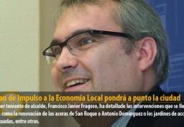 El Plan de Impulso a la Economía Local pondrá a punto la ciudad