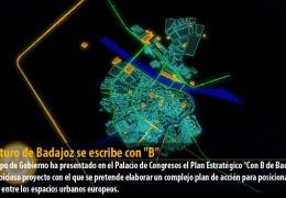 """El futuro de Badajoz se escribe con """"B"""""""