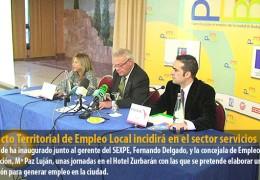 El Pacto Territorial de Empleo Local incidirá en el sector servicios