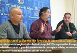 La Policía Nacional ya cuenta con Servicio de Atención a Familias