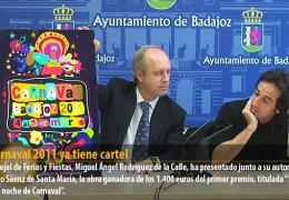El Carnaval 2011 ya tiene cartel