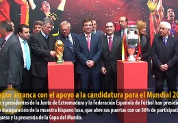 Fehispor arranca con el apoyo a la candidatura para el Mundial 2018