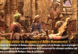 Ya se pueden visitar los dioramas y el Belén Monumental