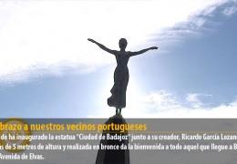 Un abrazo a nuestros vecinos portugueses