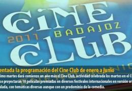 Presentada la programación del Cine Club de enero a junio