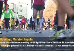 Este Domingo, Maratón Popular