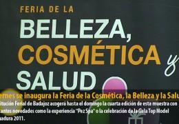 El viernes se inaugura la Feria de la Cosmética, la Belleza y la Salud