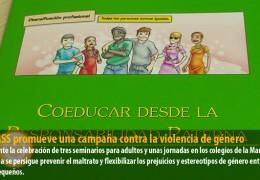 El IMSS promueve una campaña contra la violencia de género