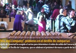 """""""La Pava and Company"""", primeros en el desfile de comparsas"""
