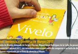 El lunes comienza el Concurso de Murgas 2011
