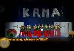 Actuación de KRMA