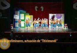 Actuación de Titirimundi