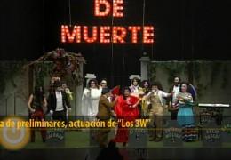 Actuación de Los 3W
