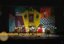 Actuación de La Galera
