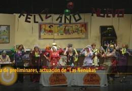 Actuación de Las Nenukas