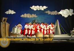 Actuación de La Caidita