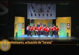 Actuación de Jarana