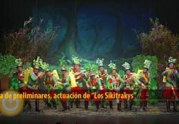 Actuación de Los Sikitrakys