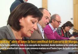 """""""Dakipakasa"""" abre el lunes la fase semifinal del Concurso de Murgas 2011"""