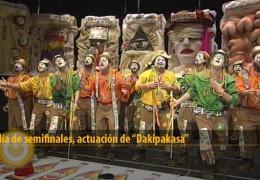 Actuación de Dakipakasa