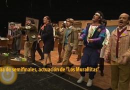 Actuación de Los Murallitas
