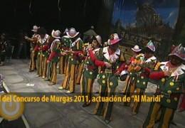 Actuación de Al Maridi