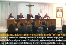 La Semana Santa, más cerca de ser declara de Interés Turístico Nacional