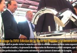 IFEBA acoge la XVIII Edición de la Feria del Mueble y la Decoración