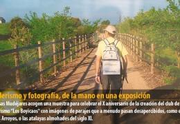 Senderismo y fotografía, de la mano en una exposición