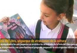 La Feria del Libro, un parque de atracciones de la cultura
