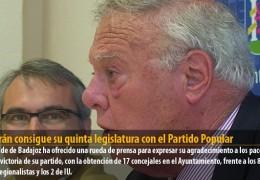 Celdrán consigue su quinta legislatura con el Partido Popular