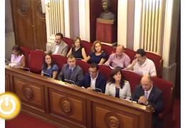 Pleno de julio de 2011 del Ayuntamiento de Badajoz