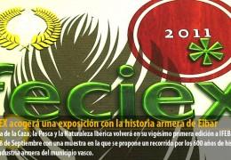 FECIEX acogerá una exposición con la historia armera de Eibar