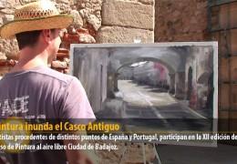 La pintura inunda el Casco Antiguo