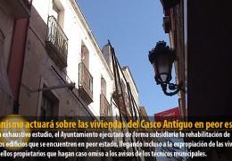 Urbanismo actuará sobre las viviendas del Casco Antiguo en peor estado