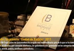 Fallados los premios `Ciudad de Badajoz´ 2011