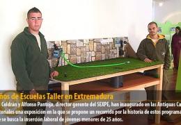 25 años de Escuelas Taller en Extremadura