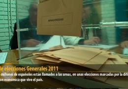 Día de Elecciones Generales 2011