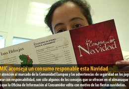 La OMIC aconseja un consumo responable esta Navidad