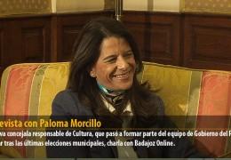 Entrevista con Paloma Morcillo