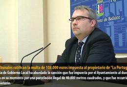 """Los tribunales ratifican la multa de 108.000 euros impuesta al propietario de """"La Portuguesa"""""""