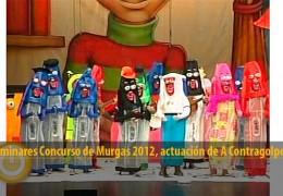 Actuación A contragolpe (Preliminares 2012)