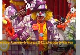 Actuación Marwan (Preliminares 2012)