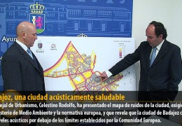 Badajoz, una ciudad acústicamente saludable