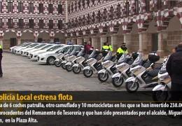 La Policía Local estrena flota