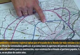 Ayuntamiento y Gobierno regional optan por el trazado de la Ronda Sur más cercano a la ciudad
