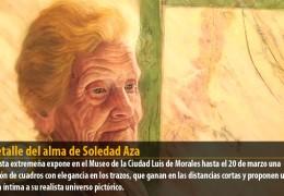 El detalle del alma de Soledad Aza
